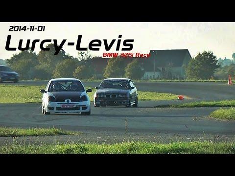 BMW E36 325i Race vs Clio II - Lurcy-Levis - 01.11.2014 - GotiKGotcha-Motorsport.com