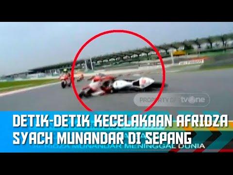 Detik-Detik Kecelakaan yang Merenggut Nyawa Afridza Syach Munandar   Oneprix Update