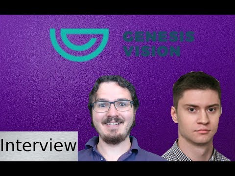 Genesis Vision CTO Dmitry Nazarov Interview