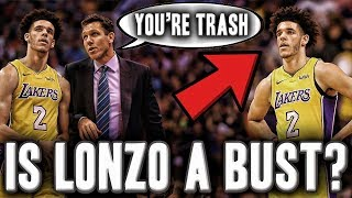 Is Lonzo Ball Going To Be A NBA Bust? | The Next Jason Kidd Or The Next Ricky Rubio