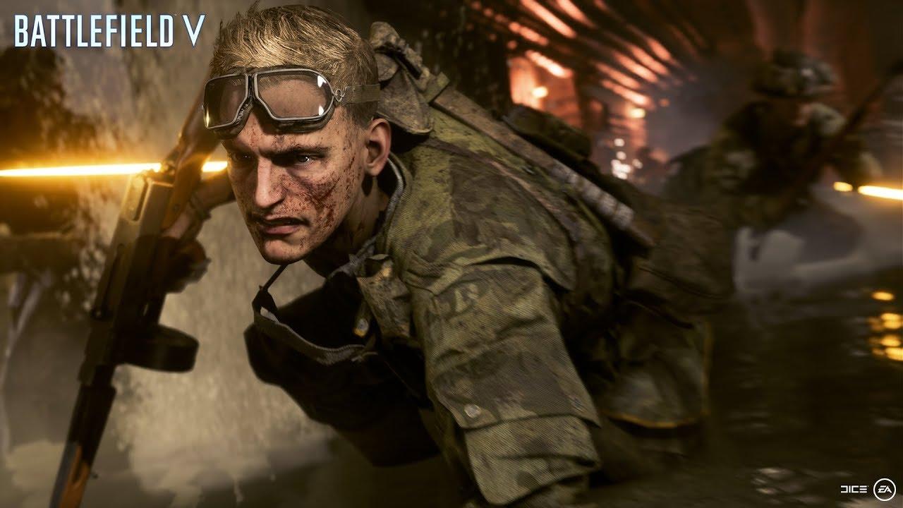 Battlefield V – Operation Underground Map Trailer