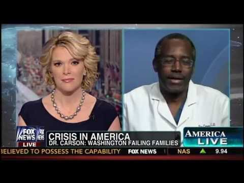 Dr. Benjamin Carson on Accusations of 'Tokenism' by MSNBC's Touré & others: I'm Not An 'Uncle Tom'