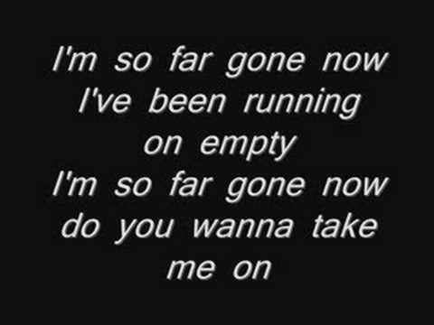 the used - lunacy fringe (lyrics)