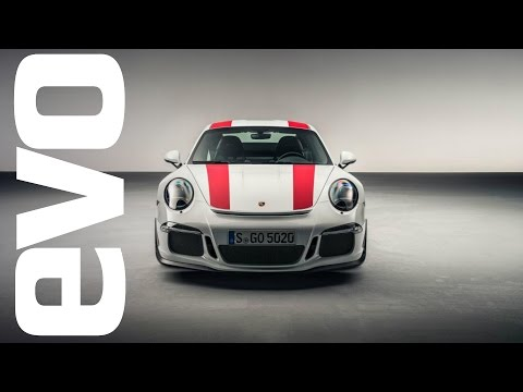 Porsche 911 R exclusive. The purest 911 ever?