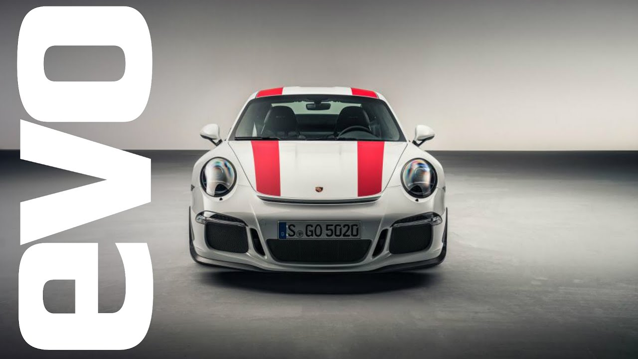 Porsche 911 R exclusive. The purest 911 ever? - YouTube