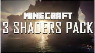 3 Shaders Pack para Minecraft | Bajos-Medios Recursos