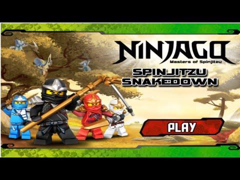 [Full Download] Lego Ninjago Spinjitzu Snakedown