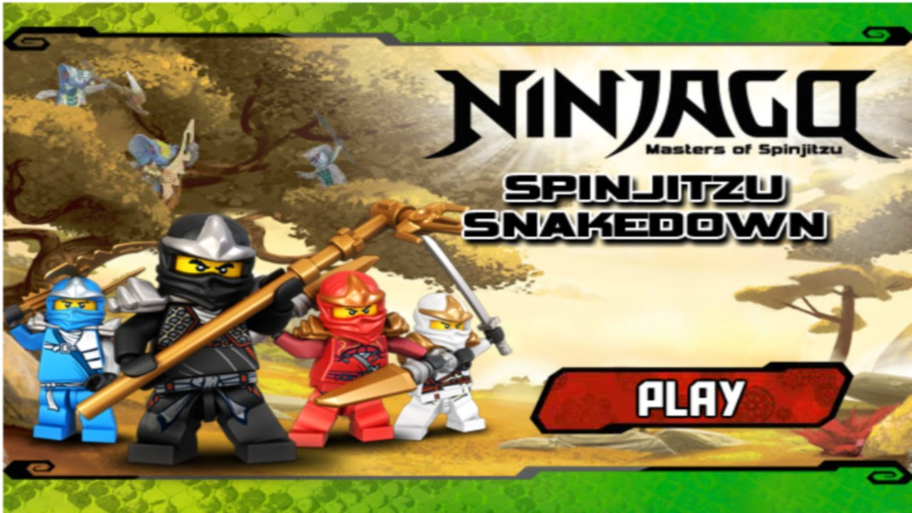 Cartoon network games ninjago spinjitzu snake down - Jeux ninjago final battle ...