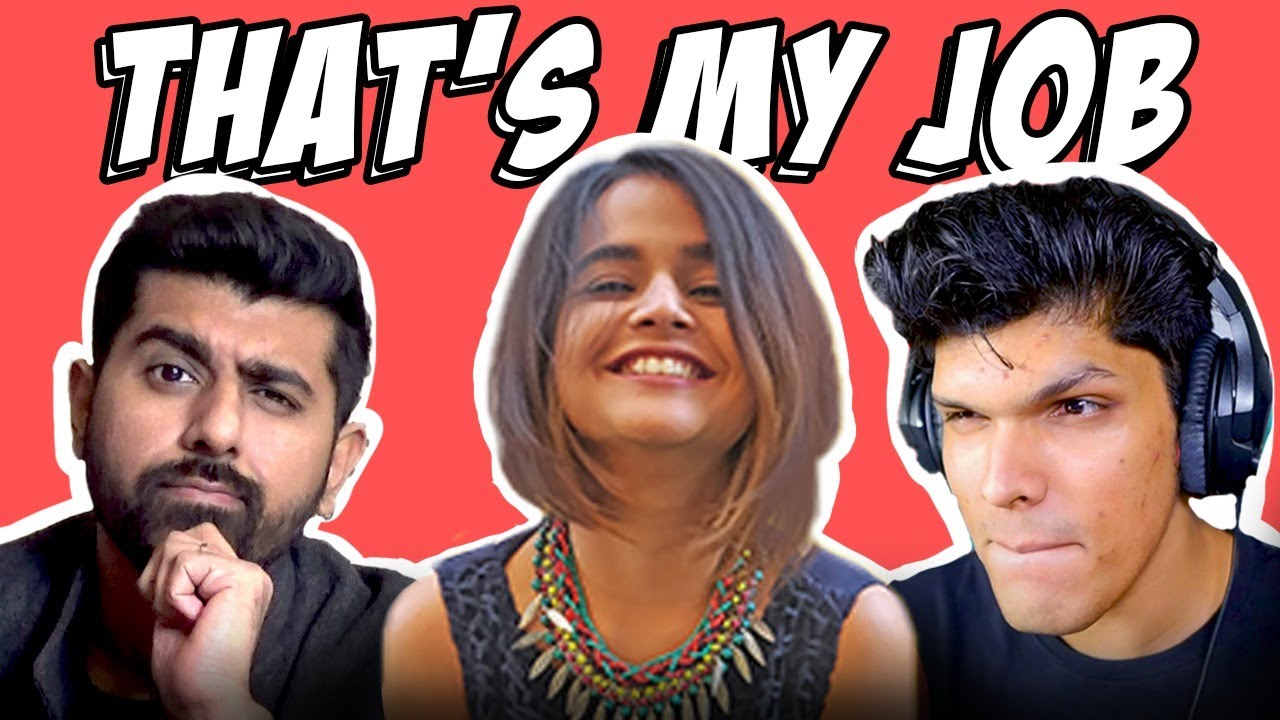 Download That's My Job with @Shwetabh Gangwar & @Mythpat    Episode 19