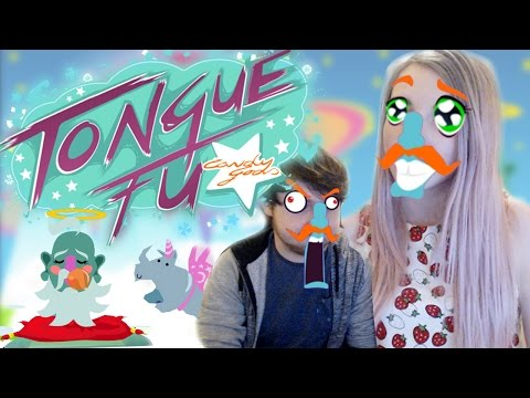 Ascension to Tongue Fu Master! | Weirdest Game Ever.