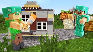Сборник видео обзоров - Как в Майнкрафт построить кинотеатр, принтер и звонок! – Игры для мальчиков.