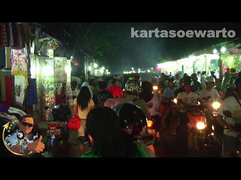 Tanah Pasir Night Market - Jakarta (Original Audio)