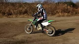 Kawasaki KX85 agl   161218