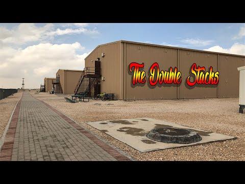 Brief Al Udeid Double Stacks Tour!