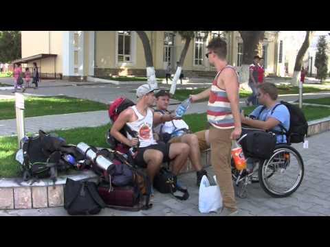 Rally Tajik: 6 Studenten, 1 Rollstuhl, 10.000km