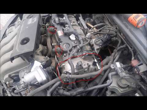 How to replace 2.0 FSI/TFSI chain and tensioner steb-by-step HD | Audi, Volkswagen