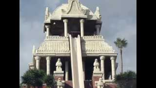 The Highest water slide Tower of Power in Siam Park