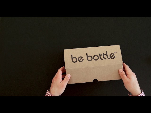 Be Bottle - A Better Bottle for Your Brand