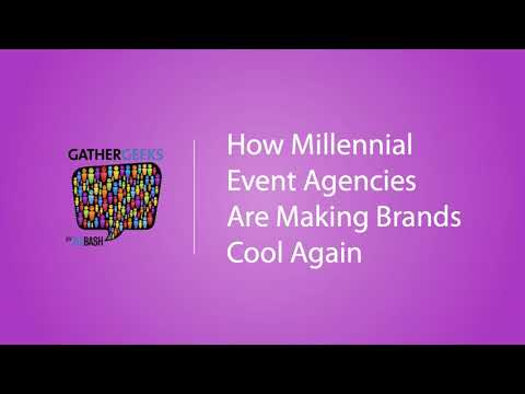 How Millennial Event Agencies Are Making Brands Cool Again