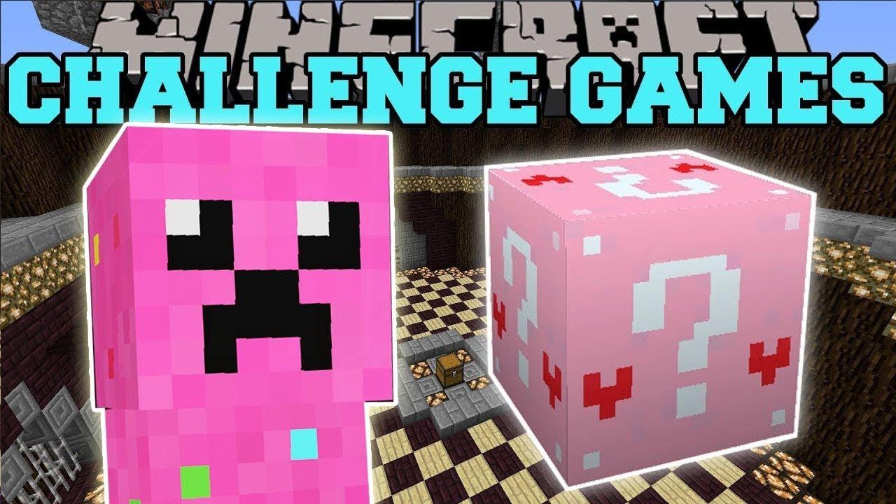 PopularMMOs PAT and JEN Minecraft GIANT EMERALD GOLEM ...