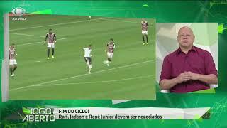 Ronaldo: Ralf e Jadson são patrimônios do Corinthians