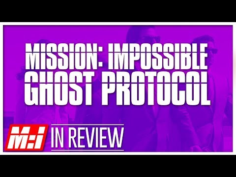Mission Impossible: Ghost Protocol - Every Mission Impossible Movie Reviewed & Ranked