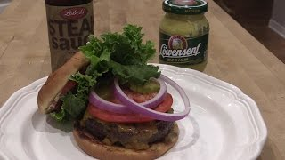 The Best Hamburger - Lobel's Usda Prime Ground Beef