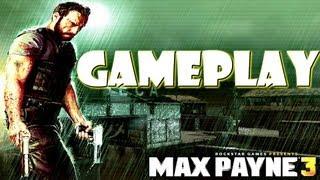 Max Payne 3 PC - Gameplay DX11 GTX 580 [FULLHD]