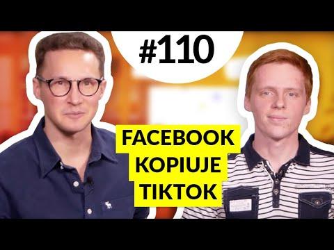 Facebook kopiuje TikTok - wojna o krótkie video - #110 MPT Mp3