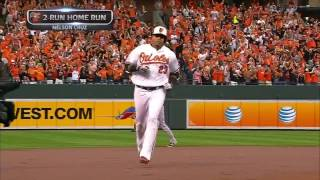 Nelson Cruz Postseason Home Runs