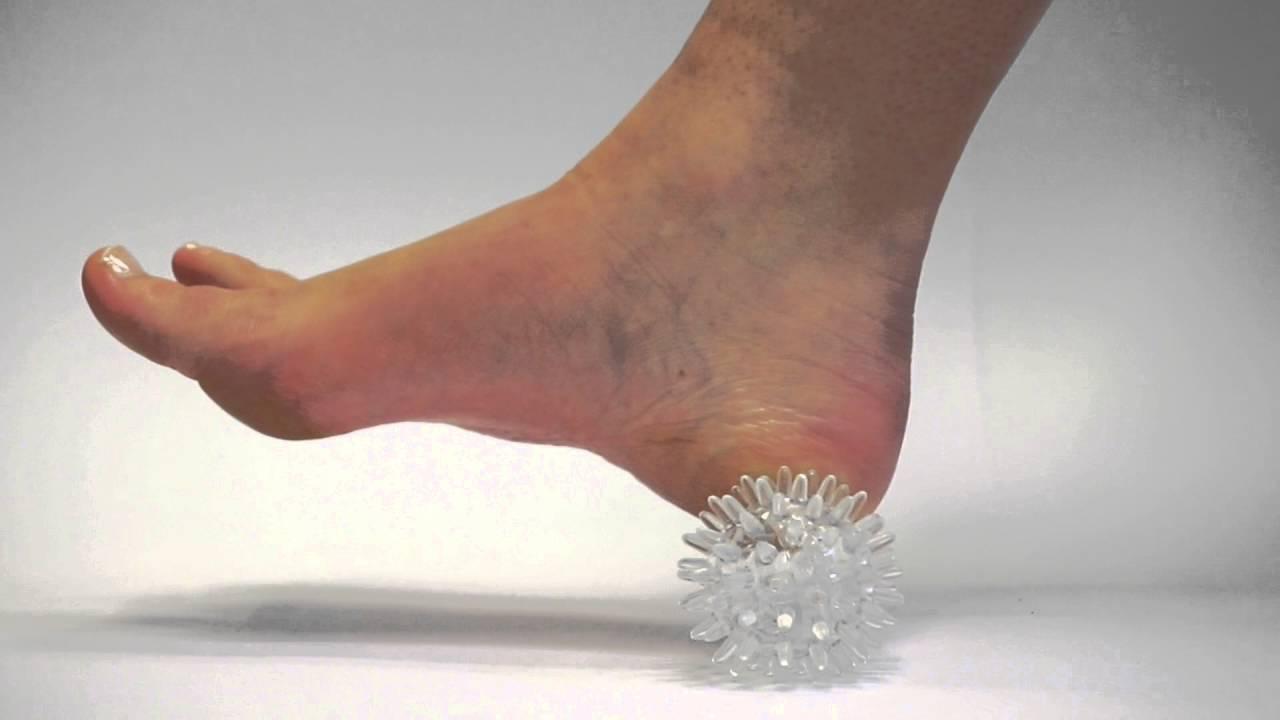massagebold til fødder