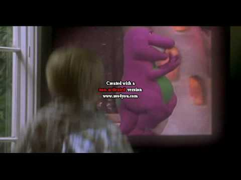 Barney's Musical Castle Theme Song with Dinosaur Attack
