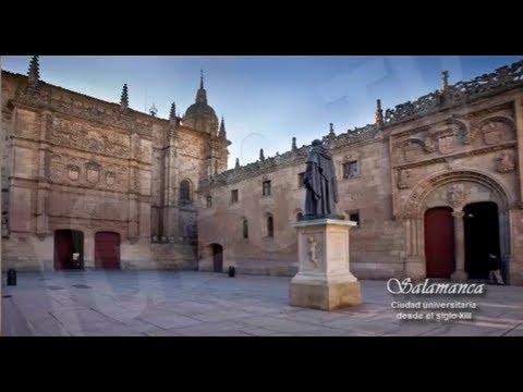 Universidad de Salamanca: Destino Erasmus / University of Salamanca [IGEO.TV]