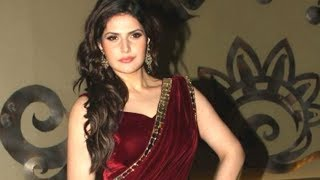 Actress Zarine Khan's car meets with an accident in Goa: Reports