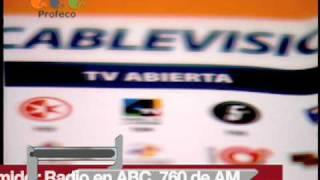 Profeco TV 36.2 Radiografía de los Servicios: Infórmate antes de contratar televisión de paga