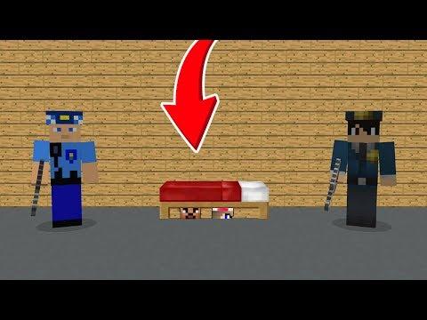 FAKİR VE AİLESİ POLİSLERDEN SAKLANIYOR! ? - Minecraft thumbnail