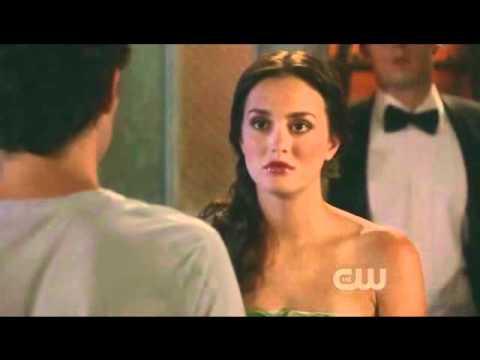 Dan & Blair - Gossip girl season 5 episode 1 Season premiere.