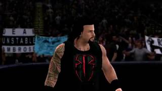 WWE 2K17 Community Showcase:THE SHIELD 2017(XBOX 360/PS3)