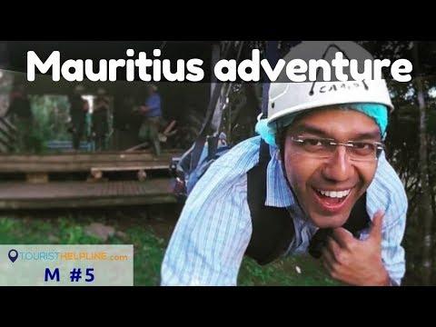 Mauritius: Dolphins   Ganga Talab   Zipline   Adventure Sports