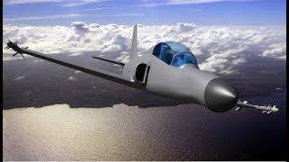 Rumunija razvila novi trenažno-borbeni avion IAR-99TD - New Romanian advanced Jet Trainer IAR-99TD