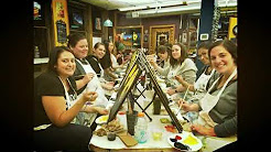 Uncorked Canvas Paint and Sip Party