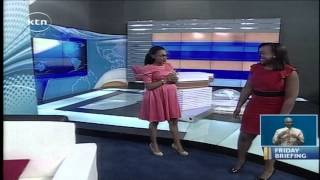 Betty Kyallo speaks about her experience as mama Ivanna