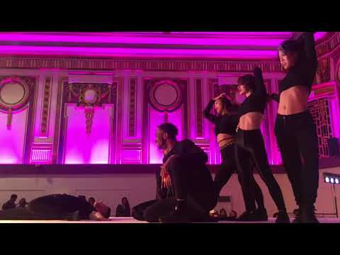 Euro Asia Fashion Week 2017 - Live Singing & Event by Sayeed Hamid at The Royal Regency (3.11.17)
