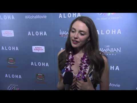 Aloha: Danielle Rose Russell