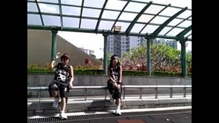 Lihat apa yang dilakukan pasangan Lesbi ini! TKW HONGKONG