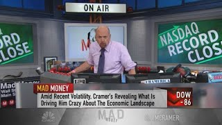 Jim Cramer: Expect 'unbelievably positive numbers' from big-box retailers' earnings reports