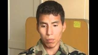 Suboficial Luis Astuquilca cuenta por primera vez como fue el enfrentamiento con los terroristas II thumbnail