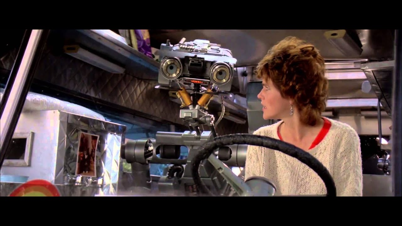 Terminator 2 Short Circuit Mashup Trailer Youtube 10 Johnny 5 From 1986 And