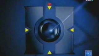 Cortinilla sinfín Canal 24 Horas Año 1999