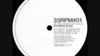 Patrick Alavi - Until Now